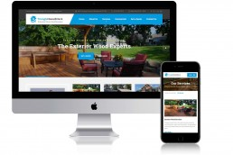 Web design, SEO Search Engine Optimization, Pay-Per-Click Ads, Sales Leads - trianglehomeanddeck.com